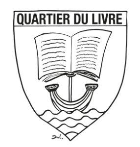 Quartier du livre - logo